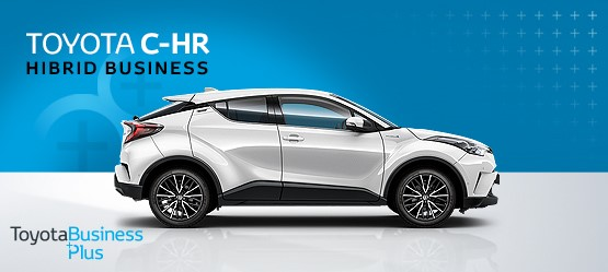 Toyota C-HR hibrid Business