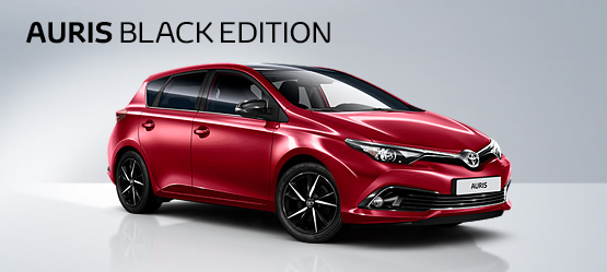 Auris Black Edition